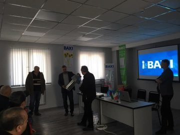 BAXI Day 2